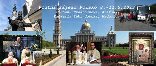 Poutní zájezd Polsko